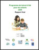 Programme de tutorat dt pour les enfants - Rapport final